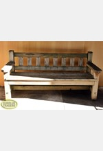 Outdoor Bench Seat Wooden