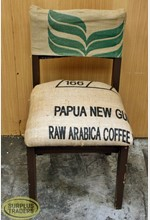 Wooden Chair Sack Covers