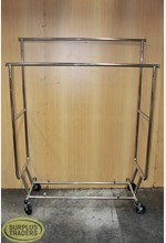Clothing Rack on Castors