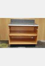 Counter Wall Unit Grey Top