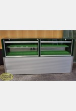 Display Case Corrugated Front