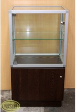 Glass Display Case on Base