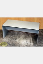 Display Plinth Metal Grey