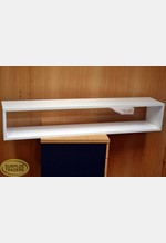 Display Shelving White