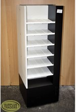 Double Sided Shelving Display