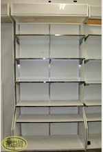 Display Shelving with LIghts