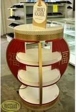 Tiered Round Display Stand