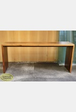 Wooden Display Table Long