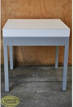 Square Display Table Tall