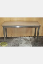 Display Table Wooden/Steel