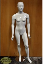 New White Child Mannequin