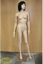 Female Mannequin with Wig
