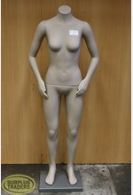 Female Mannequin on Stand