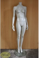 Mannequin Female on Stand