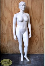 Female Mannequin White