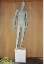 Mannequin Male on Plinth