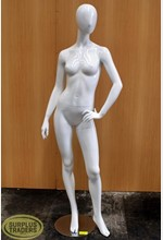 New White Female Mannequin