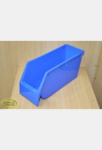 Pick Bin 145x400mm Blue
