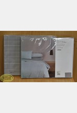 Duvet Cover Single Grid
