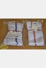 Cotton Napkins Set of 4 Asst