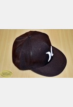 Baseball Cap Brown Hurley