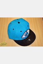 Baseball Cap Blue / Black