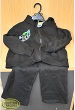 Kids Track Suit Black