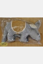 Aardvark Soft Toy Grey