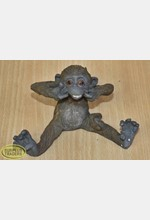 Cheeky Monkey Ornament