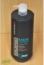 Men Hair & Body Shampoo 1.5L