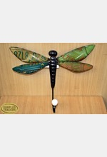 Metal Dragonfly With Hook