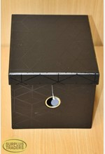 Storage Box Black Small