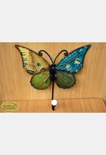 Metal Butterfly with Hook