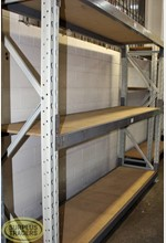 Cash N Carry Shelving 3 Level