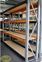 Shelving Unit 4 Levels 1 Bay