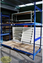 Capital Slimline Shelving Unit