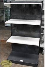 Dairy Shelving Single Sided