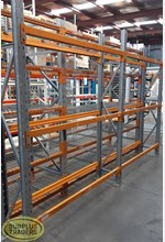 Dexion Tyre Racking 2 Bay