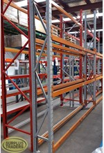 Dexion Tyre Racking 3 Level