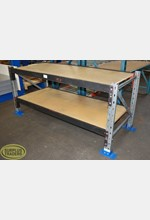 Dexion Workbench 2 Level