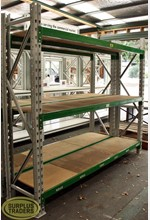 Hybrid Shelving Unit 3 Level