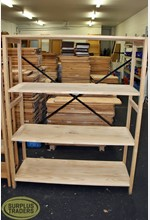Lundia Shelving Unit 4 Level