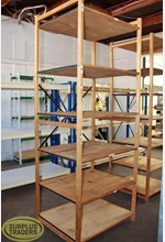 Lundia Shelving Unit 6 Level