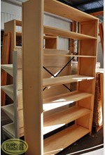 Lundia Shelving Unit 7 Level