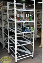 Novalock Chiller Shelving