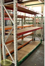 Teardrop Shelving Unit 3 Level
