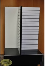Slatwall 4 Way Display Stand