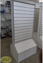 Slatwall 2 Way Display Unit