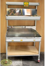 Stainless Multi Level Bench