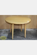 Round Wooden Table Tawa